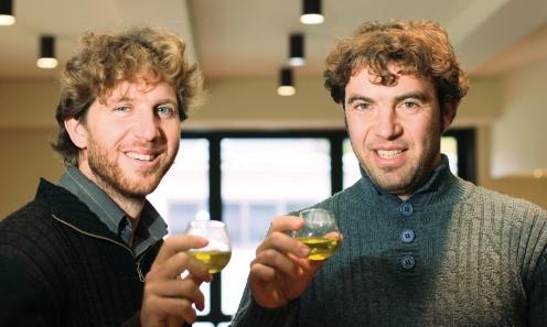 Paolo e Gionni Pruneti - Frantoio Pruneti, extra virgin olive oil