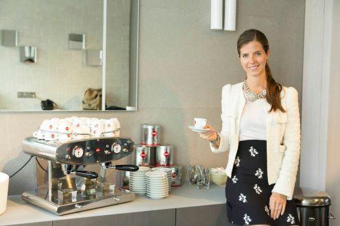 Vittoria Illy, Amici coffee