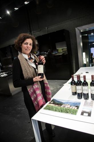 Giovanna Bianchi Michiel, Villa Angarano wines