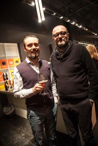 Michele Morgillo, Boffi Soho store manager