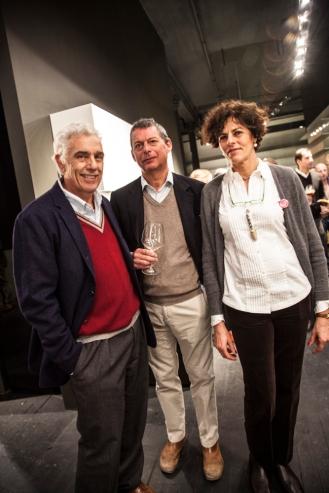 Giulio Gianturco, designer and Carla Bianchi Michiel, Villa Angarano