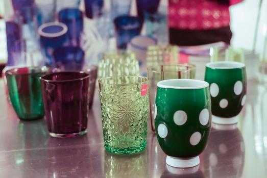 Zafferano bicchieri © Ph Marco Menghi